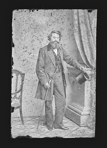 Louis T. Wigfall. Sitter: Louis Trezevant Wigfall, 21 Apr 1816 – 18 Feb 1874. Date: 1880s. Record ID: npg_NPG.81.M1646.