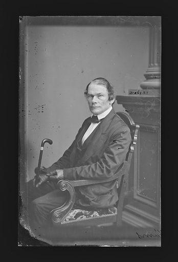 William R. Williams. Sitter: William R. Williams, 1804 – 1885. Date: 1860s. Record ID: npg_NPG.81.M1663.