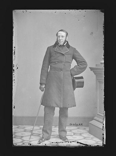 Chevalier Wykoff. Sitter: Chevalier Wykoff. Date: 1860s. Record ID: npg_NPG.81.M1684.