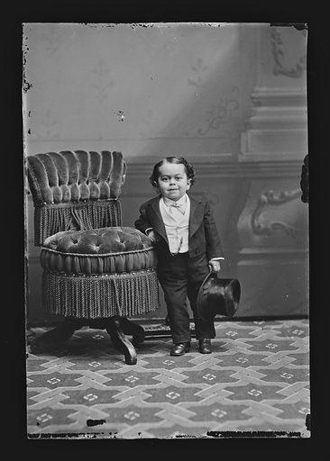 Leopold Kahn. Sitter: Leopold Kahn, ? – c. 1918. Date: 1860s. Record ID: npg_NPG.81.M1887.