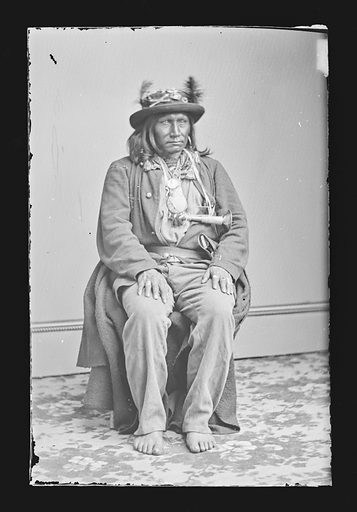 Indian. Date: 1860s. Record ID: npg_NPG.81.M1893.