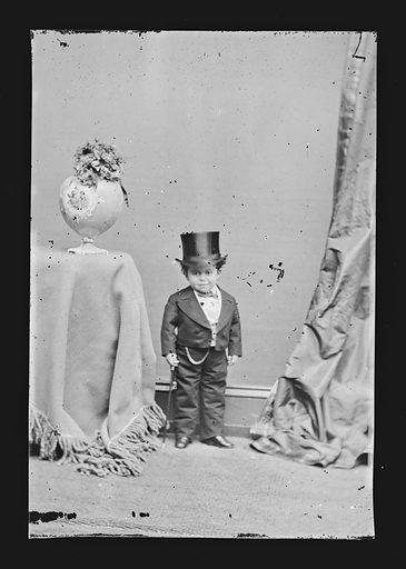 Leopold Kahn. Sitter: Leopold Kahn, ? – c. 1918. Date: 1860s. Record ID: npg_NPG.81.M1928.