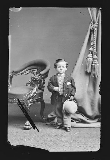 General Grant, Jr. Sitter: Edward Newell. Date: 1860s. Record ID: npg_NPG.81.M1991.