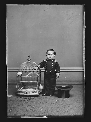 Leopold Kahn. Sitter: Leopold Kahn, ? – c. 1918. Date: 1860s. Record ID: npg_NPG.81.M2209.