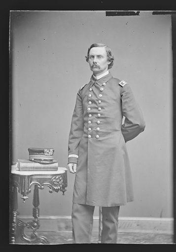 Samuel Dana Greene. Sitter: Samuel Dana Greene, 1840 – 1884. Date: 1860s. Record ID: npg_NPG.81.M2361.1.