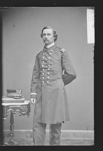 Samuel Dana Greene. Sitter: Samuel Dana Greene, 1840 – 1884. Date: 1860s. Record ID: npg_NPG.81.M2361.2.