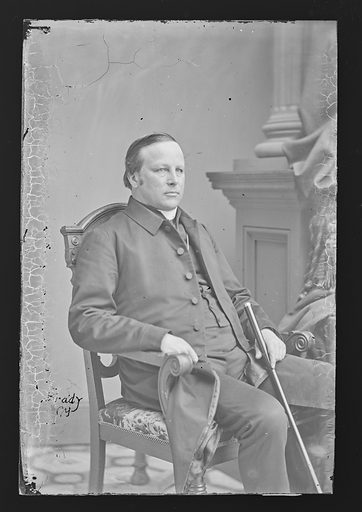 Possibly Gilbert Stephen Bailey. Date: 1860s. Record ID: npg_NPG.81.M2416.