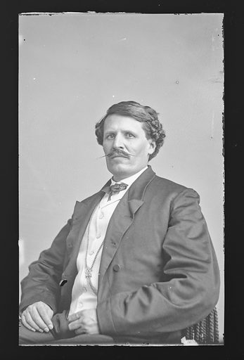 J. G. Ortega. Sitter: J. G. Ortega. Date: 1860s. Record ID: npg_NPG.81.M2430.
