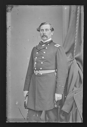 Possibly James Meech Warner. Date: 1860s. Record ID: npg_NPG.81.M2447.
