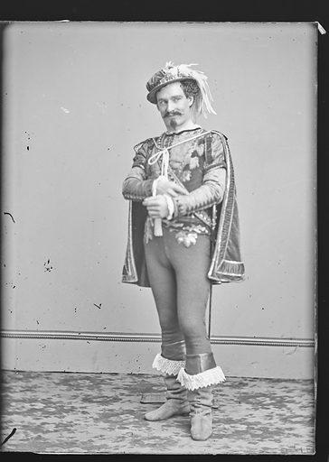 John McCullough. Sitter: John McCullough, 1832 – 1885. Date: 1860s. Record ID: npg_NPG.81.M2488.2.