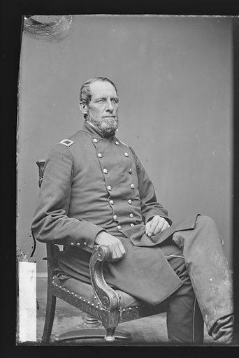 Solomon Meredith. Sitter: Solomon Meredith, 1810 – 1875. Date: 1860s. Record ID: npg_NPG.81.M2502.1.