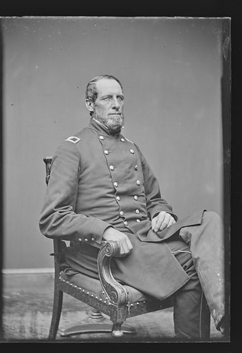 Solomon Meredith. Sitter: Solomon Meredith, 1810 – 1875. Date: 1860s. Record ID: npg_NPG.81.M2502.2.