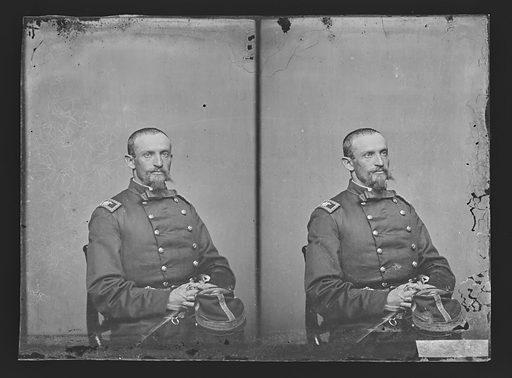 Frederick G. D'Utassey. Sitter: Frederick George D'Utassy, 1827 – 5 May 1892. Date: 1880s. Record ID: npg_NPG.81.M2516.2.