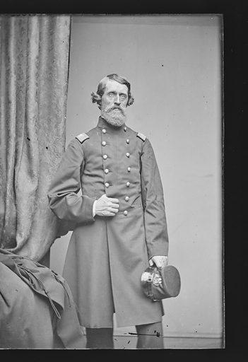 Henry S. Briggs. Sitter: Henry Shaw Briggs, 1824 – 1887. Date: 1860s. Record ID: npg_NPG.81.M2561.2.