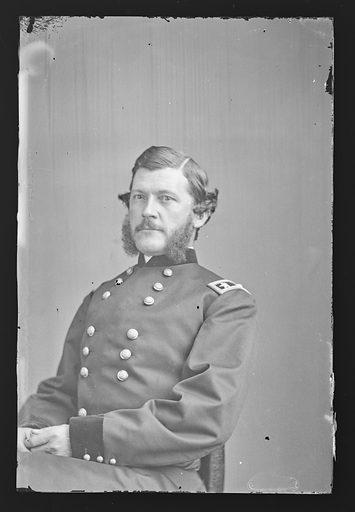 John Grubb Parke. Sitter: John Grubb Parke, 22 Sep 1827 – 16 Dec 1900. Date: 1880s. Record ID: npg_NPG.81.M280.