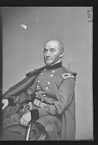 George Washington Cullum. Sitter: George Washington Cullum, 1809 – 1892. Date: 1860s. Record ID: npg_NPG.81.M2666.2.