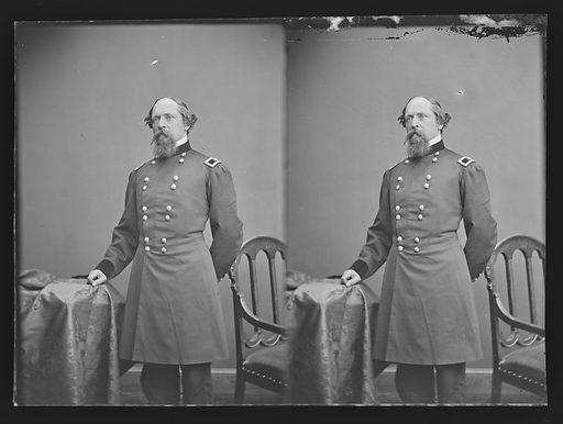 James B. Ricketts. Sitter: James Brewerton Ricketts, 1817 – 1887. Date: 1880s. Record ID: npg_NPG.81.M2668.2.