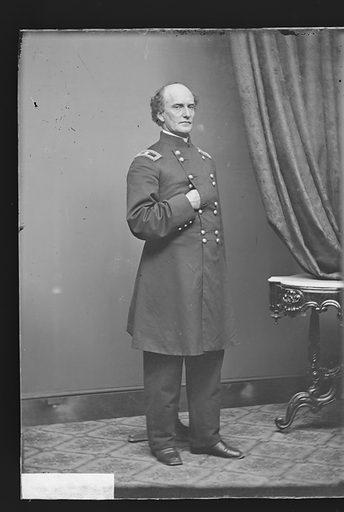 Julius White. Sitter: Julius White, 1816 – 1890. Date: 1860s. Record ID: npg_NPG.81.M2681.1.