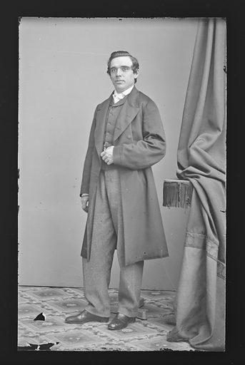 William Holston. Sitter: William Holston. Date: 1860s. Record ID: npg_NPG.81.M2695.