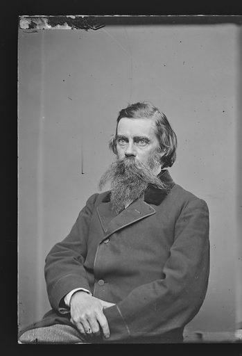 Lemuel Hastings Arnold. Sitter: Lemuel Hastings Arnold, 1792 – 1852. Date: 1860s. Record ID: npg_NPG.81.M2741.1.