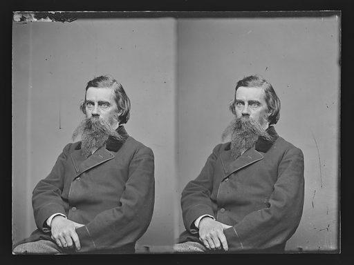 Lemuel Hastings Arnold. Sitter: Lemuel Hastings Arnold, 1792 – 1852. Date: 1860s. Record ID: npg_NPG.81.M2741.2.