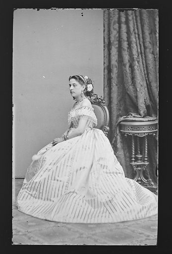 Antoinette Ronconi. Sitter: Antoinette Ronconi. Date: 1860s. Record ID: npg_NPG.81.M2760.