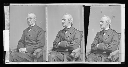 George Thompson. Sitter: George Thompson, 1804 – 1878. Date: 1860s. Record ID: npg_NPG.81.M2925.3.