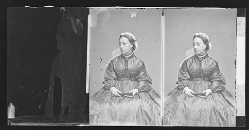 Emma, Queen of Hawaii. Sitter: Emma Rooke, 1836 – 1885. Date: 1860s. Record ID: npg_NPG.81.M2935.2.