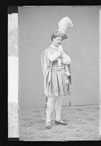 J. W. Blaisdell. Sitter: J. W. Blaisdell. Date: 1860s. Record ID: npg_NPG.81.M2940.1.