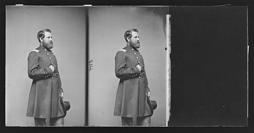 Benjamin Franklin Tracy. Sitter: Benjamin Franklin Tracy, 1830 – 1915. Date: 1880s. Record ID: npg_NPG.81.M2958.2.