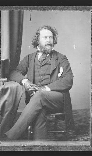 Richard Vaux. Sitter: Richard Vaux, 1816 – 1895. Date: 1860s. Record ID: npg_NPG.81.M2965.2.