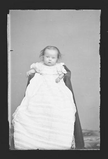 Baby Stratton. Date: 1860s. Record ID: npg_NPG.81.M2986.