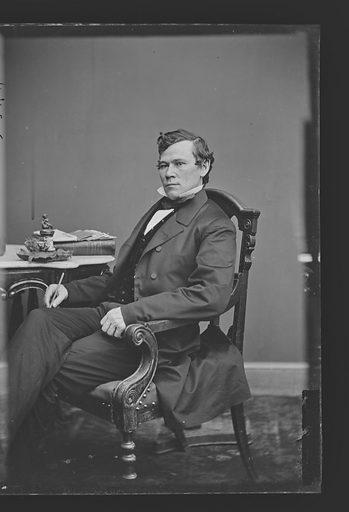John Patton. Sitter: John Patton, 06 Jan 1823 – 23 Dec 1897. Date: 1860s. Record ID: npg_NPG.81.M2989.3.