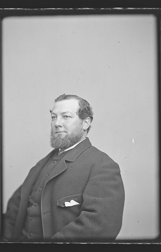 Charles Godfrey Gunther. Sitter: Charles Godfrey Gunther, 1822 – 1885. Date: 1860s. Record ID: npg_NPG.81.M2991.2.
