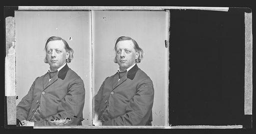Henry Ward Beecher. Sitter: Henry Ward Beecher, 24 Jun 1813 – 8 Mar 1887. Date: 1860s. Record ID: npg_NPG.81.M2997.2.