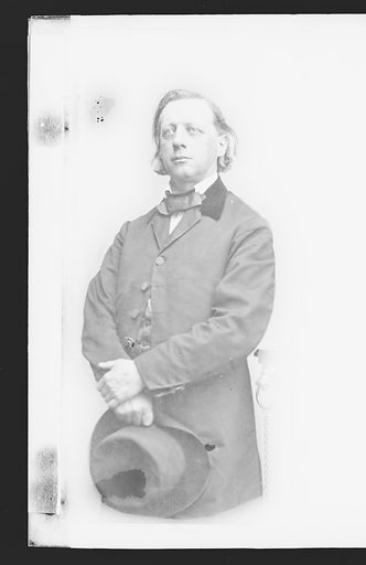 Henry Ward Beecher. Sitter: Henry Ward Beecher, 24 Jun 1813 – 8 Mar 1887. Date: 1860s. Record ID: npg_NPG.81.M3012.