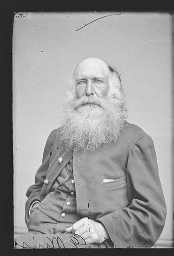 Gordon Winslow. Sitter: Gordon Winslow. Date: 1860s. Record ID: npg_NPG.81.M3017.1.