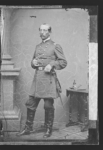 Prince Felix Salm Salm. Sitter: Prince Felix Constantin Alexander Johann Nepomuk of Salm-Salm. Date: 1880s. Record ID: npg_NPG.81.M3061.2.