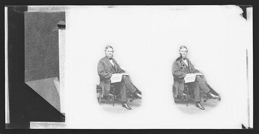Schuyler Colfax. Sitter: Schuyler Colfax, 23 Mar 1823 – 13 Jan 1885. Date: 1860s. Record ID: npg_NPG.81.M3073.2.
