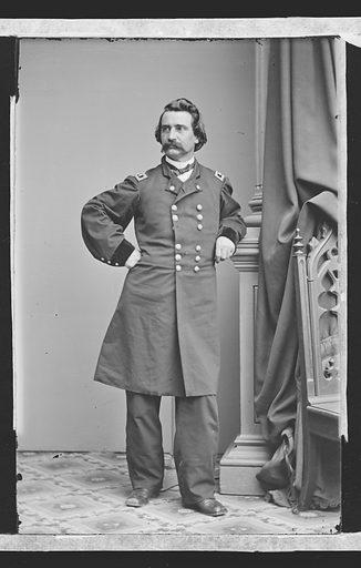 John A. Logan. Sitter: John Alexander Logan, 9 Feb 1826 – 26 Dec 1886. Date: 1880s. Record ID: npg_NPG.81.M3075.