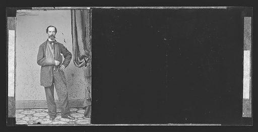 Randolph B. Marcy. Sitter: Randolph Barnes Marcy, 1812 – 1887. Date: 1880s. Record ID: npg_NPG.81.M3079.
