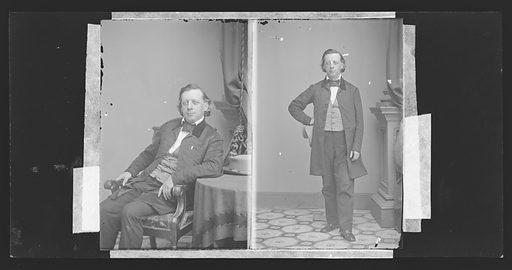 Henry Ward Beecher. Sitter: Henry Ward Beecher, 24 Jun 1813 – 8 Mar 1887. Date: 1860s. Record ID: npg_NPG.81.M3083.2.