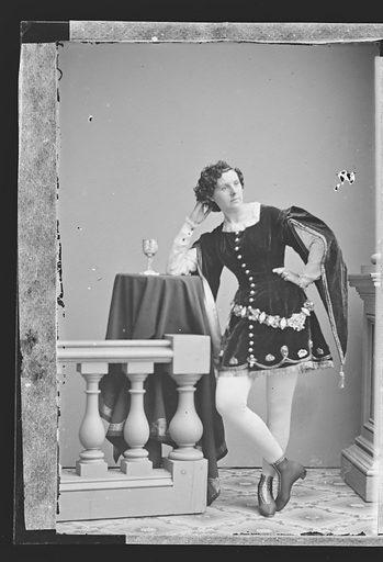 Kate Morenski. Sitter: Kate Morenski. Date: 1860s. Record ID: npg_NPG.81.M3154.1.