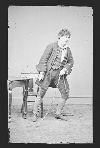 Dion Boucicault. Sitter: Dion Boucicault, 26 Dec 1820 – 18 Sep 1890. Date: 1860s. Record ID: npg_NPG.81.M214.2.