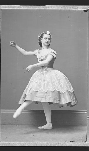 Ernestine de Faiber. Sitter: Ernestine de Faiber, 1843 – ? Date: 1860s. Record ID: npg_NPG.81.M3225.2.