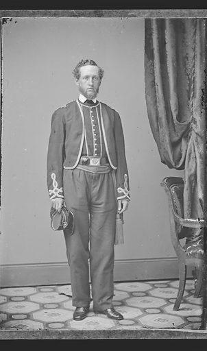 George F. Betts. Sitter: George Frederic Betts, 1827 – 1898. Date: 1860s. Record ID: npg_NPG.81.M3230.2.