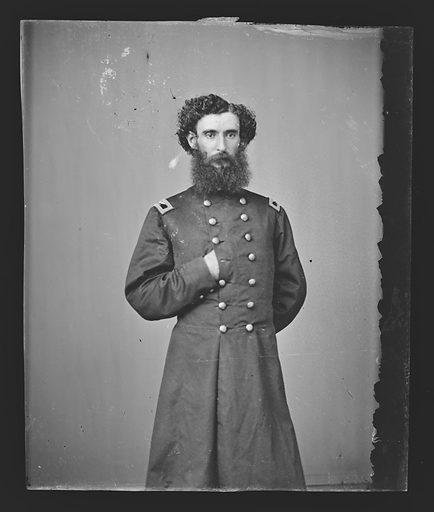 John H. Willets. Sitter: John H. Willets. Date: 1860s. Record ID: npg_NPG.81.M3253.