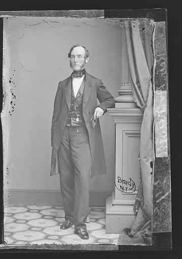 William W. Newell. Sitter: William Wells Newell, 1839 – 1907. Date: 1860s. Record ID: npg_NPG.81.M3276.2.
