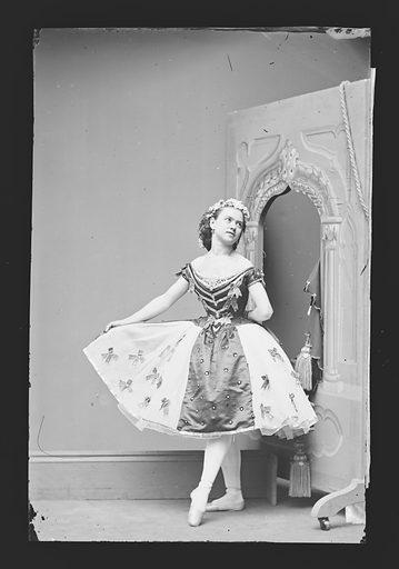 Ernestine de Faiber. Sitter: Ernestine de Faiber, 1843 – ? Date: 1860s. Record ID: npg_NPG.81.M3281.2.