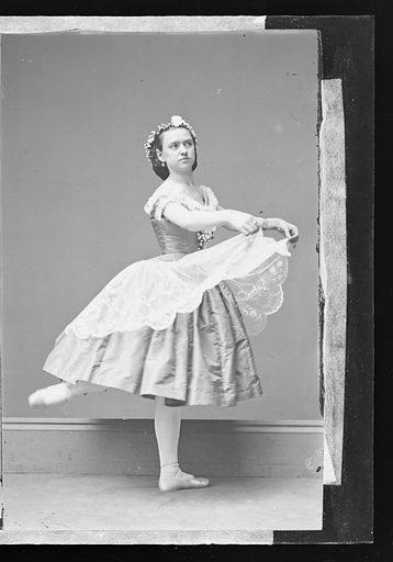 Ernestine de Faiber. Sitter: Ernestine de Faiber, 1843 – ? Date: 1860s. Record ID: npg_NPG.81.M3362.3.